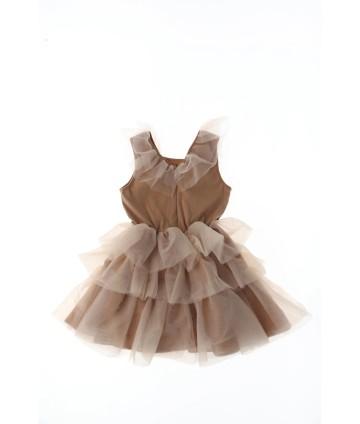Sneakers primi passi bimbo, in pelle bianca, stella blu, Falcotto
