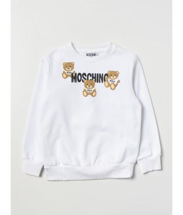 T-Shirt- manica corta- nera- scritta pailettes- Richmond
